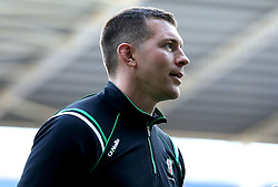 London Irish Director of Rugby Nick Kennedy - Mandatory by-line: Robbie Stephenson/JMP - 24/05/2017 - RUGBY - Madejski Stadium - Reading, England - London Irish v Yorkshire Carnegie - Greene King IPA Championship Final 2nd Leg