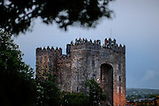 Bunratty Castle near Shannon.