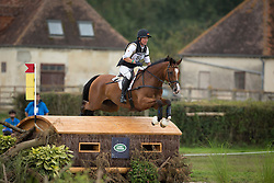 Peter Thomsen, (GER), Horsewares Barny - Eventing Cross Country test- Alltech FEI World Equestrian Games™ 2014 - Normandy, France.<br /> © Hippo Foto Team - Dirk Caremans<br /> 30/08/14