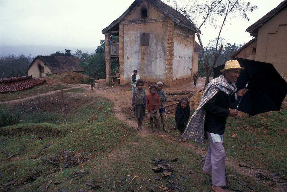 Fianarantsua, Highlands, Madagascar