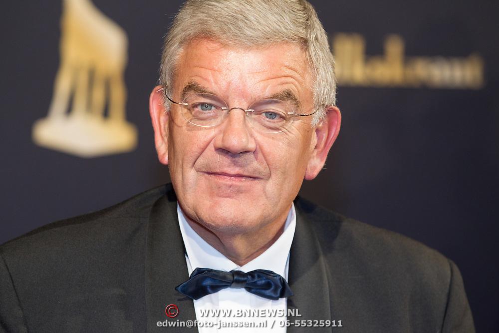 NLD/Utrecht/20151002 - NFF 2015, Gouden Kalveren inloop, Burgemeester Jan van Zanen