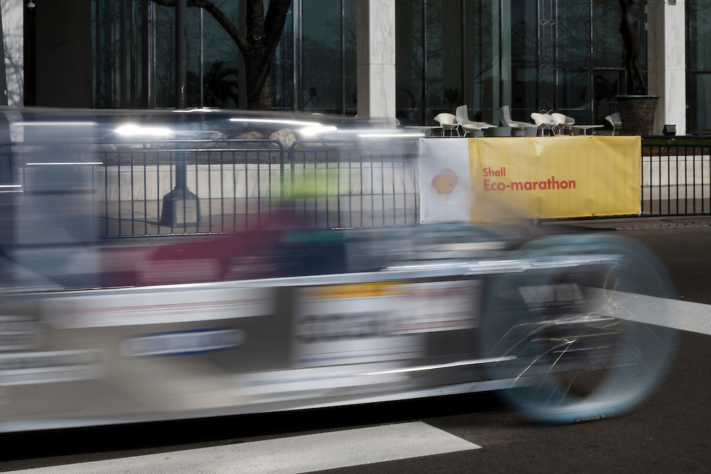 Shell Eco-marathon Americas 2015 in Detroit, Mich., Sunday, April 12, 2015. (Rick Osentoski/AP Images for Shell)