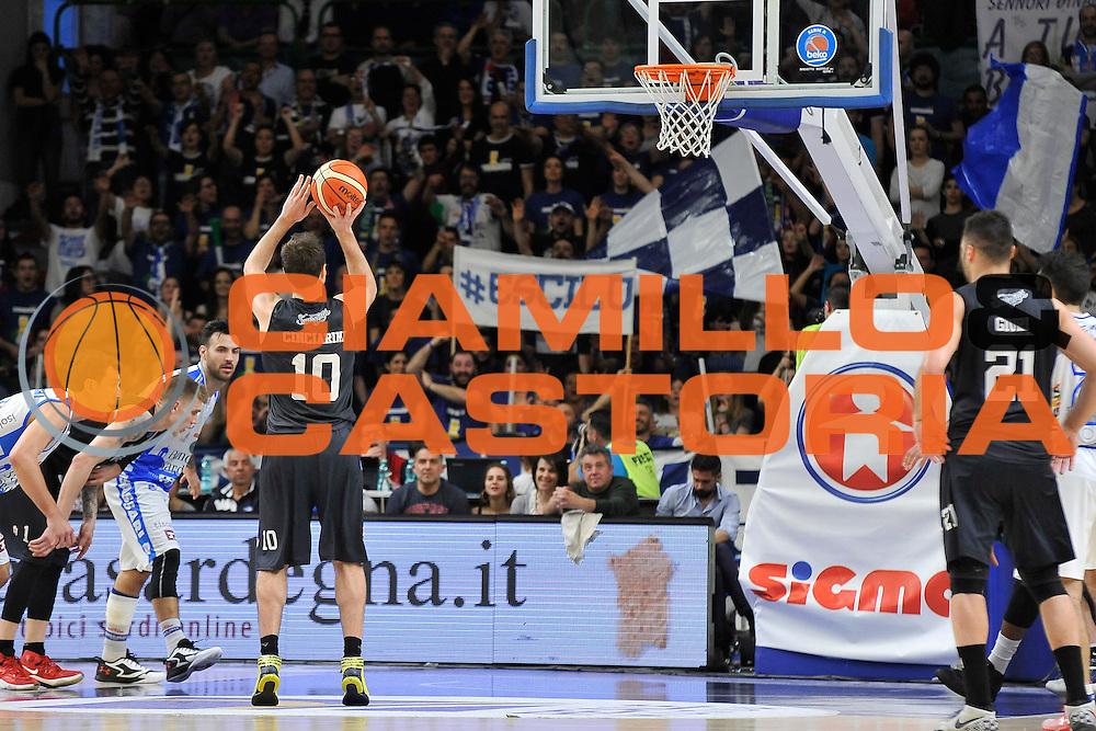 DESCRIZIONE : Beko Legabasket Serie A 2015- 2016 Dinamo Banco di Sardegna Sassari - Pasta Reggia Juve Caserta<br /> GIOCATORE : Daniele Cinciarini<br /> CATEGORIA : Tiro Libero Controcampo Escilo<br /> SQUADRA : Pasta Reggia Juve Caserta<br /> EVENTO : Beko Legabasket Serie A 2015-2016<br /> GARA : Dinamo Banco di Sardegna Sassari - Pasta Reggia Juve Caserta<br /> DATA : 03/04/2016<br /> SPORT : Pallacanestro <br /> AUTORE : Agenzia Ciamillo-Castoria/C.Atzori