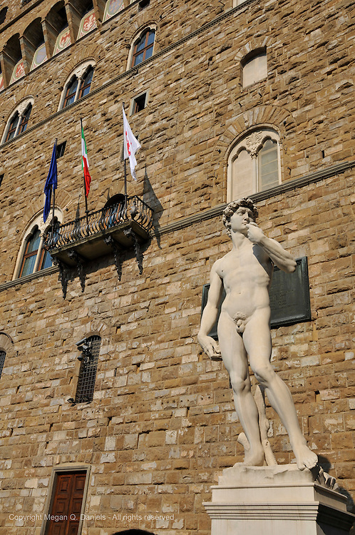 In Florence, there are many historic buildings and statues including Il Duomo, the statute of David and Perseus who is holding the head of Medusa. Florence is also home to many street painters and lovers kissing in the public square. Perseus, with a curved sword, a gift of Mercury, wears winged sandals, like Mercury's, and a helmet with wings (resembling Mercury's hat). Although blood gushes from the severed head of Medusa.In Florence, there are many historic buildings and statues including Il Duomo, the statute of David and Perseus who is holding the head of Medusa. Florence is also home to many street painters and lovers kissing in the public square. Perseus, with a curved sword, a gift of Mercury, wears winged sandals, like Mercury's, and a helmet with wings (resembling Mercury's hat). Although blood gushes from the severed head of Medusa.In Florence, there are many historic buildings and statues including Il Duomo, the statute of David and Perseus who is holding the head of Medusa. Florence is also home to many street painters and lovers kissing in the public square. Perseus, with a curved sword, a gift of Mercury, wears winged sandals, like Mercury's, and a helmet with wings (resembling Mercury's hat). Although blood gushes from the severed head of Medusa.