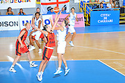 DESCRIZIONE : Cagliari Qualificazioni Europei 2011 Italia Belgio<br /> GIOCATORE : Raffaella Masciadri<br /> SQUADRA : Nazionale Italia Donne<br /> EVENTO : Qualificazioni Europei 2011<br /> GARA : Italia Belgio<br /> DATA : 20/08/2010 <br /> CATEGORIA : Tiro<br /> SPORT : Pallacanestro <br /> AUTORE : Agenzia Ciamillo-Castoria/M.Gregolin<br /> Galleria : Fip Nazionali 2010 <br /> Fotonotizia : Cagliari Qualificazioni Europei 2011 Italia Belgio<br /> Predefinita :
