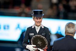 Langehanenberg Helen, GER<br /> LONGINES FEI World Cup™ Finals Gothenburg 2019<br /> © Hippo Foto - Stefan Lafrentz<br /> 06/04/2019