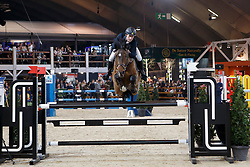 Team LRV Leest, Poleunis Sam<br /> KBC Dream Team Cup<br /> Vlaanderens Kerstjumping Memorial Eric Wauters - Juming Mechelen 2016<br /> © Dirk Caremans<br /> 26/12/2016er