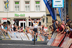 Marianne Vos (Rabo Liv) wins Thüringen Rundfarht 2016 - Stage 3 a 115km road race starting and finishing in Altenburg, Germany on 17th July 2016.