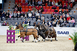 Fredricson Frederik (SWE)<br /> Gothenburg Horse Show FEI World Cups 2017<br /> © Hippo Foto - Stefan Lafrentz