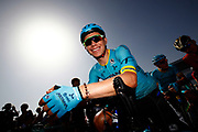 Miguel Angel Lopez (COL - Astana Pro Team), during the UCI World Tour, Tour of Spain (Vuelta) 2018, Stage 9, Talavera de la Reina - La Covatilla 200,8 km in Spain, on September 3rd, 2018 - Photo Luca Bettini / BettiniPhoto / ProSportsImages / DPPI