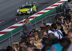 September 23, 2017 - Spielberg, Austria - Motorsports: DTM 08 Spielberg 2017,...Schaeffler Audi RS 5 DTM #99 (Audi Sport Team Phoenix), Mike Rockenfeller  (Credit Image: © Hoch Zwei via ZUMA Wire)