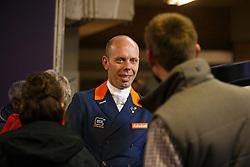 Minderhoud Hans Peter, (NED)<br /> Grand Prix<br /> Reem Acra FEI World Cup Dressage - Goteborg 2016<br /> © Hippo Foto - Dirk Caremans<br /> 25/03/16