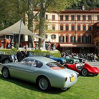1956 Alfa Romeo 1900 SS Berlinetta Zagato, Concorso d'Eleganza Villa d'Este Italy 2010
