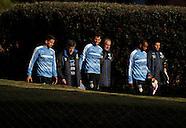 Entrenamiento Uruguay