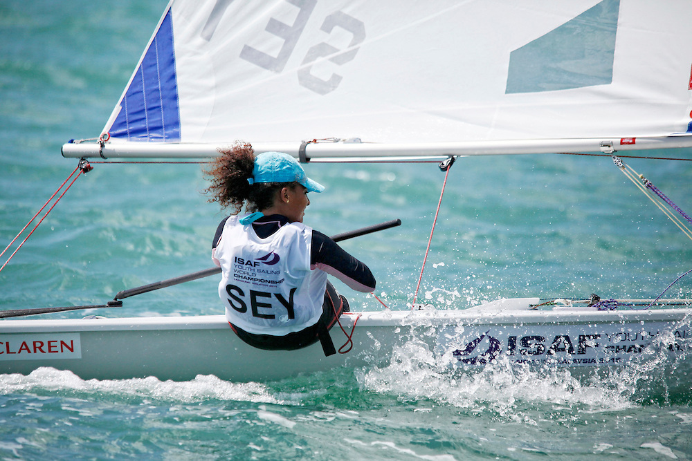 Seychelles	Laser Radial	Women	Helm	SEYAH1	Alison	Hoareau<br />