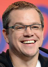 FEB 08 2013 Matt Damon