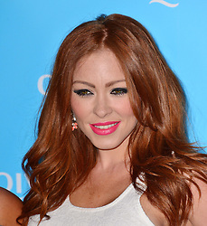Arqiva Commercial Radio Awards<br /> Natasha Hamilton during the annual awards show recognising achievement by marketing, programming and on-air sales sectors in the commercial radio industry. Westminster Bridge<br /> London, United Kingdom<br /> Wednesday, 3rd July 2013<br /> Picture by Nils Jorgensen / i-Images