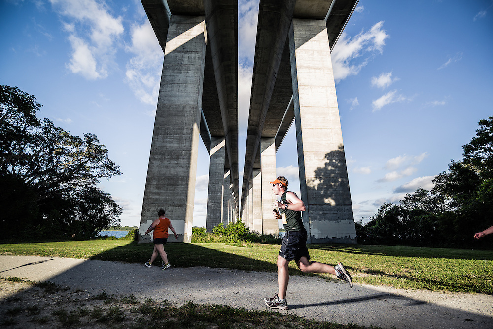 Images from the 2015 Daniel Island Happy Hour 5k Series, Race #1 on Daniel Island near Charleston, South Carolina.