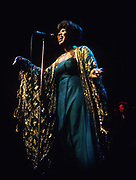 Aretha Franklin live London 1980