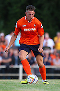 Alex Wall of Luton Town during the Pre Season Friendly match at Top Field, Hitchin<br /> Picture by David Horn/Focus Images Ltd +44 7545 970036<br /> 17/07/2014