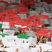 during the Fluminense  V Internacional, Futebol Brasileirao  Campeonato Brasileiro Serie-A 2010 League match at the Jornalista Mário Filho Stadium, Rio de Janeiro,  Brazil. 15th August 2010. Photo Tim Clayton.