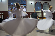 Istanbul:  Whirling Dervishes, Bazaars, and Walking About