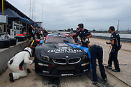 #55 BMW Team RLL BMW Z4 GTE: Dirk Mueller, John Edwards, Andy Priaulx