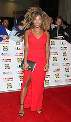 Fleur East, Pride of Britain Awards, Grosvenor House Hotel, London UK. 28 September, Photo by Richard Goldschmidt /LNP © London News Pictures