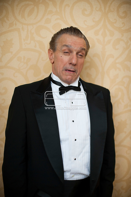 24th February 2011. Las Vegas, Nevada.  Celebrity Impersonators from around the globe were in Las Vegas for the 20th Annual Reel Awards Show. Pictured is Robert De Niro double, Joseph Manuella. Photo © John Chapple / www.johnchapple.com..