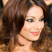 SHEFFIELD, UNITED KINGDOM - 9th June 2007: Bollywood actress Bipasha Basu at International Indian Film Academy Awards (IIFAs) at the Sheffield Hallam Arena on June 9, 2007 in Sheffield, England.
