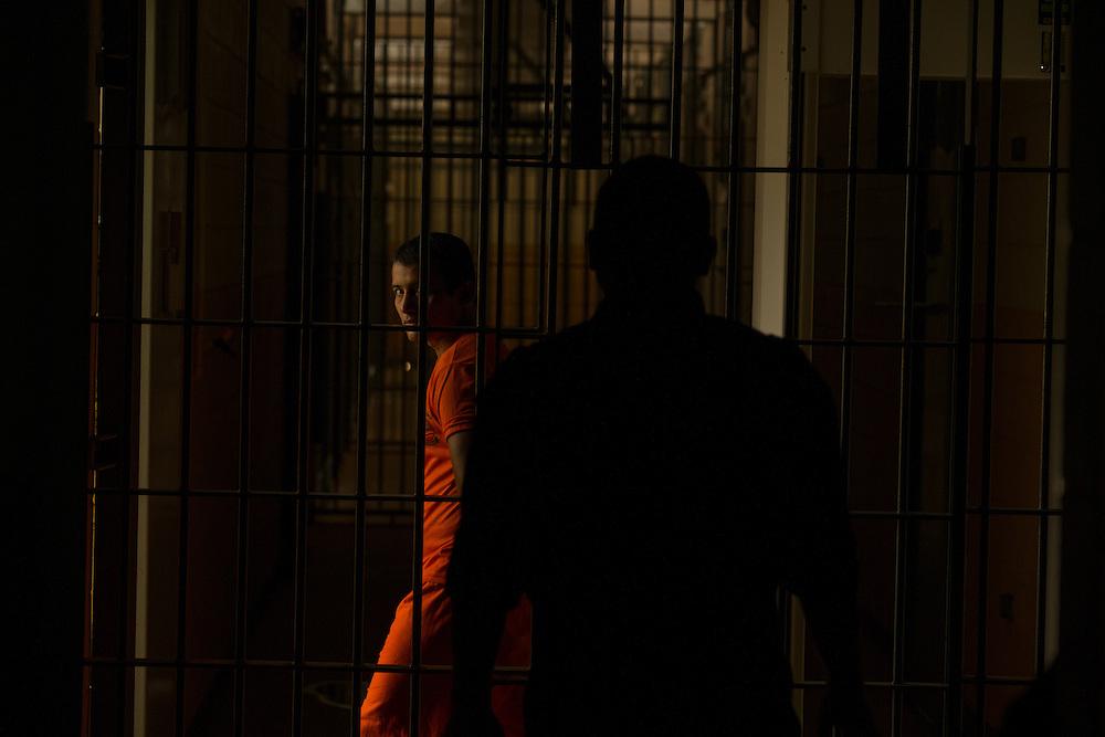 SAO LUIS, Brasil - December 03 of 2014: Pedrinhas penitentiary complex . photo: Caio Guatelli