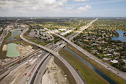 Suburban Miami, Florida.