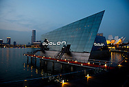 Singapore - Marina Bay. The Avalon Night Club.