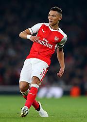 25 October 2016 - EFL Cup - 4th Round - Arsenal v Reading - Kieran Gibbs of Arsenal - Photo: Marc Atkins / Offside.