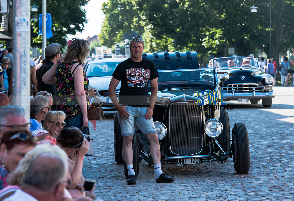 2018-07-06 | Lidk&ouml;ping, Sweden:Power Big Meet at Lidk&ouml;ping City ( Photo by: Roger Johansson | Swe Press Photo )<br /> <br /> Keywords: Lidk&ouml;ping City, Lidk&ouml;ping, Power Big Meet, , ,