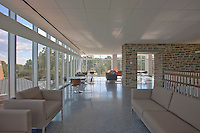 Interior Design image of St. Albans School in Washington DC by Architectural Photographer Jeffrey Sauers of Commercial Photographics