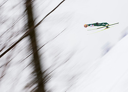 Martin Koch of Austria during the Flying Hill Individual Event at 4th day of FIS Ski Jumping World Cup Finals Planica 2013, on March 24, 2013, in Planica, Slovenia. (Photo by Vid Ponikvar / Sportida.com)