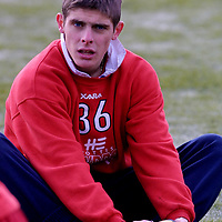 St Johnstone training 2.3.01<br />