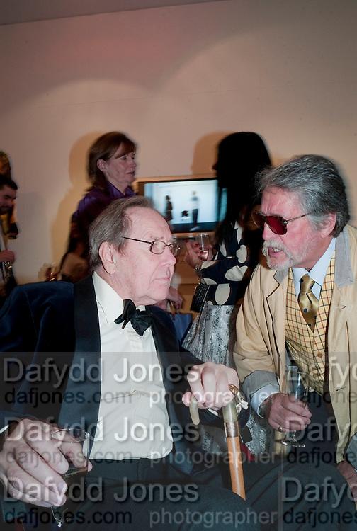 The Royal College of Art Fashion Gala. Kensington Gore. London. 11 June 2009.