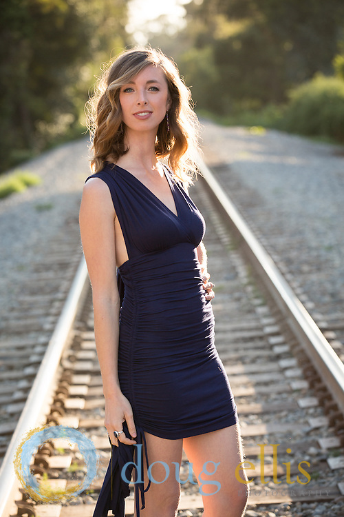 Commercial and lifestyle photography in Montecito for Haute Tease and Mailestones.