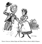 Half a Sixpence: Tommy Steele as Arthur Kipps and Marti Webb as Ann