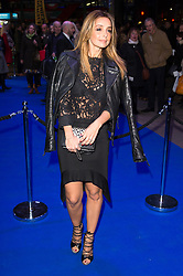 © Licensed to London News Pictures. 21/03/2017. LOUISE REDKNAPP attends the opening night performance of An American In Paris  at the Dominion Theater. London, UK. Photo credit: Ray Tang/LNP