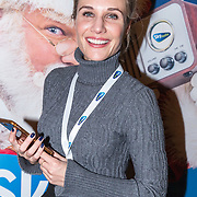 NLD/Amsterdam/20181206 - Sky Radio's Christmas Tree For Charity, Kimberley Klaver