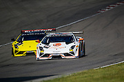 July 10-13, 2014: Canadian Tire Motorsport Park. #99 Victor Gonzalez, Change Racing, Lamborghini Carolinas, #1 Thomas Pichler, Jota Corse, Lamborghini of Dallas