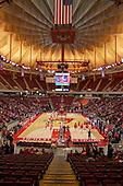 20151121 Houston Baptist Huskies at Illinois State Redbirds men's basketball photos