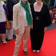NLD/Utrecht/20080928 - Premiere Radeloos, Carry Slee en partner Elles van den Berg