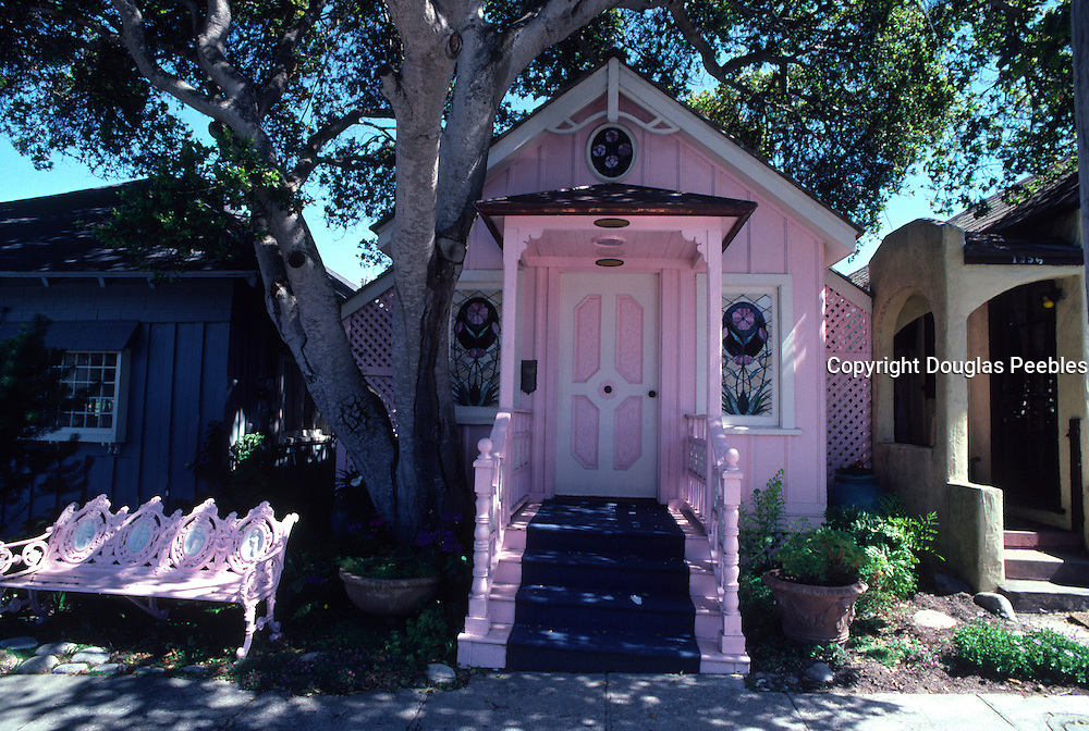 Pacific Grove, Moneterey, California, (editorial use only, no property release)<br />