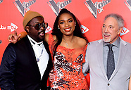 The Voice UK Launch Photocall 3 Jan 2018