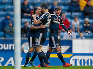 during the Sky Bet Championship match between Blackburn Rovers and Brentford at Ewood Park, Blackburn<br /> Picture by Mark D Fuller/Focus Images Ltd +44 7774 216216<br /> 07/11/2015