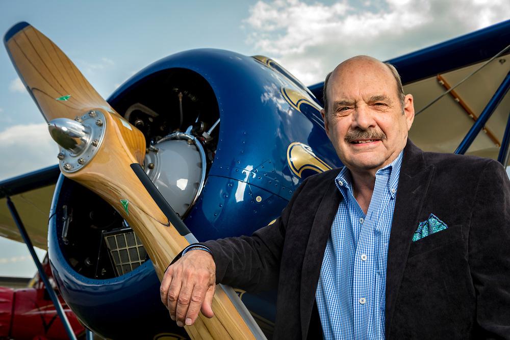 John Petersen, former Chairman of the Lindbergh Foundation.